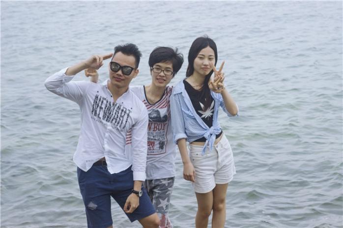 阳西沙扒湾-青州岛浪漫之旅