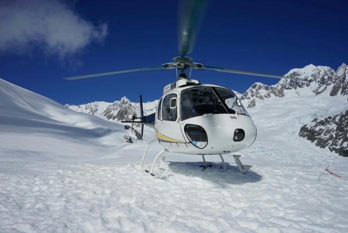 蹦极+高山观景火车+直升飞机冰川徒步