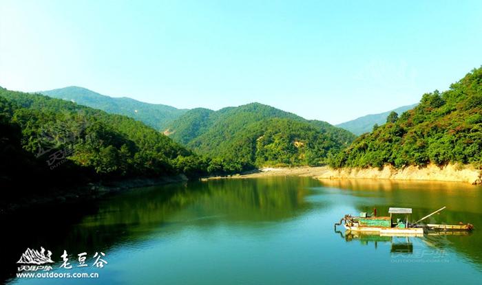 【天然水上乐园】惠州文水坑初级溯溪,罗浮山下原生态水上乐园泡潭