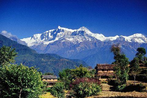 【国际·尼泊尔·abc徒步】世界最美十大徒步路线之一安娜普尔纳大本营abc11天徒步